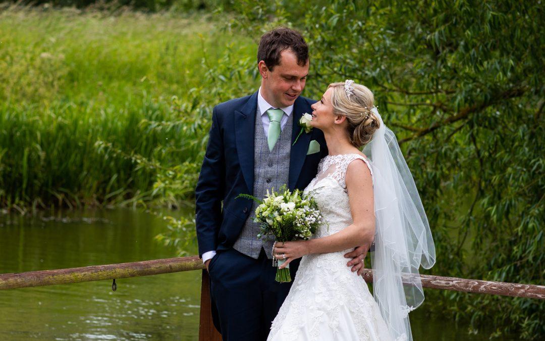 Bedfordshire Farm Wedding Photographer