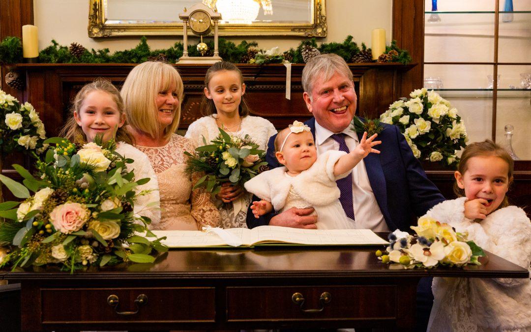 The Bridge Tadworth Wedding Photographer