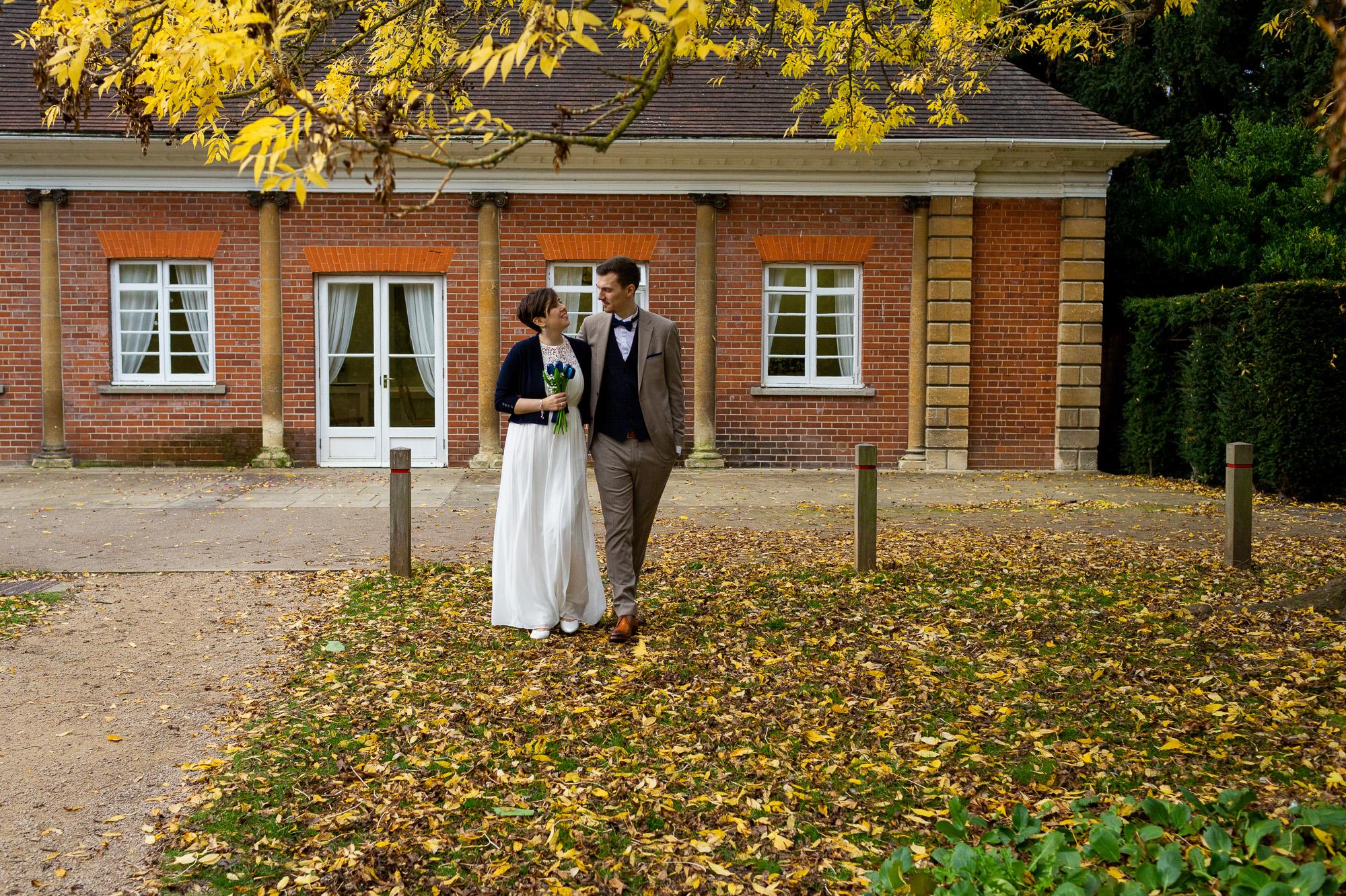 York House Wedding